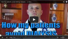 avoid kidney dialysis