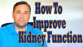 How to improve kidney function
