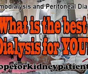 hemodialysis-peritoneal dialysis head