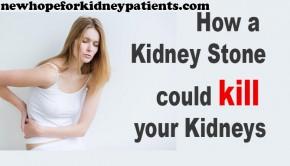 kidney stones pain