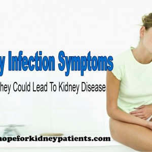 kidney-infection-symptoms