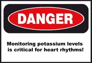 potassium danger