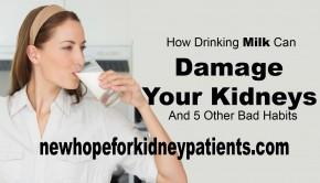 damage your kidneys