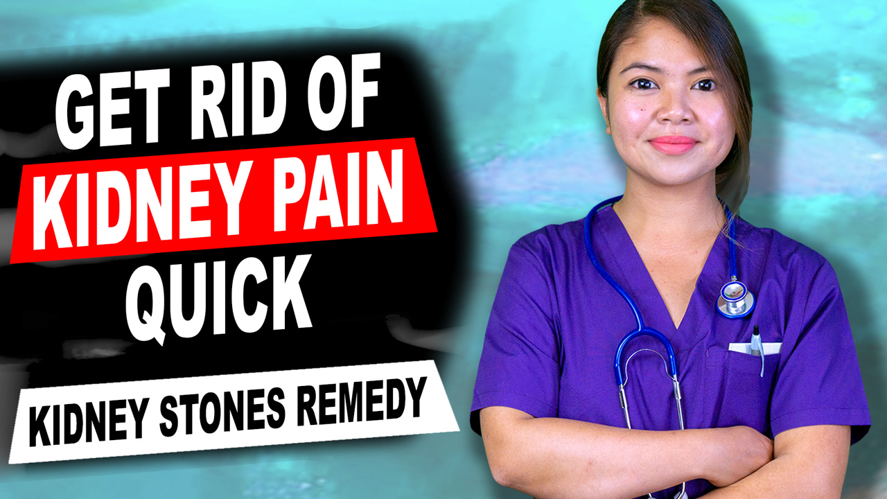 How To Get Rid Of Kidney Pain Fast And Naturally Nhfkp